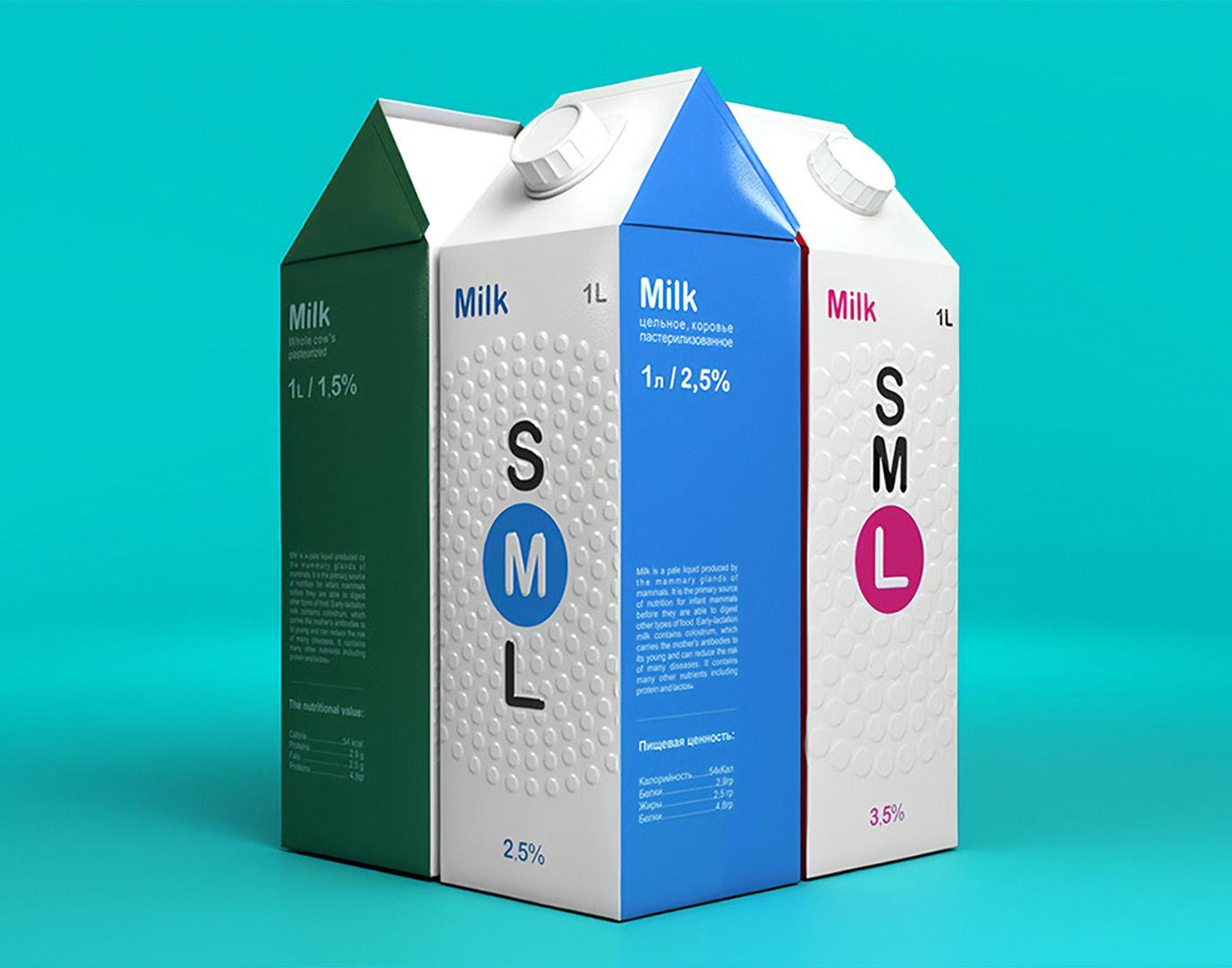 SML milk